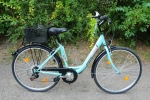 "Sprick Cycle Damenfahrrad City- Bike  28"" 6 Gang Kettenschaltung"